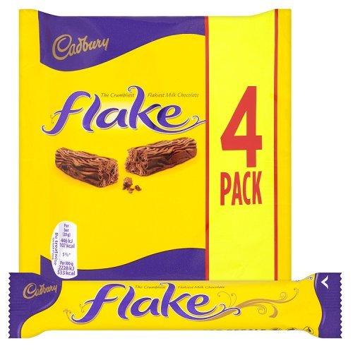 Amazon India : Cadbury Flake, 80g - Pack of 4