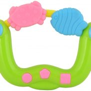 Amazon India : Toyhouse Teether Series - Bow Shaped