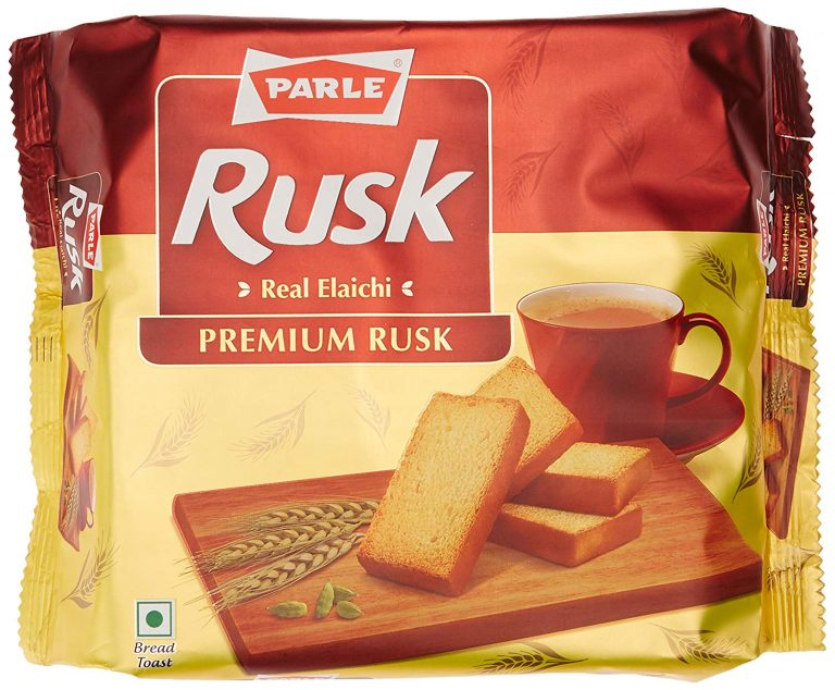 Amazon India : Parle Rusk, Elaichi, 200g