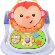 Flipkart : Fisher-Price 4-in-1 Monkey Entertainer CBV66  (Multicolor)