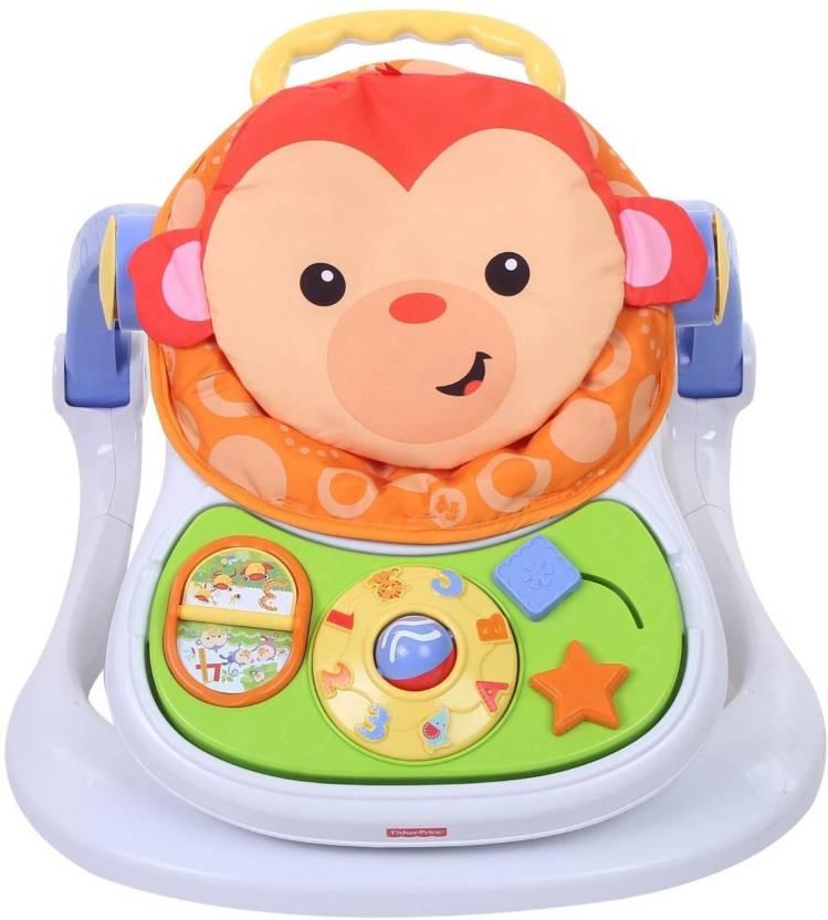Flipkart : Fisher-Price 4-in-1 Monkey Entertainer CBV66  (Multicolor)