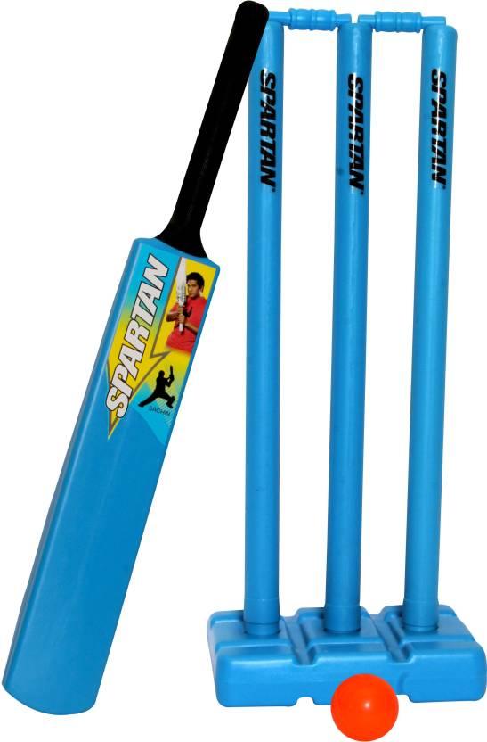 Flipkart : Spartan Plastic Cricket Set_Sachin Cricket Kit