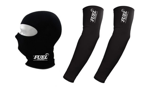 Amazon India : Fuel Combo of Face Mask and Arm Sleeves for Bikers