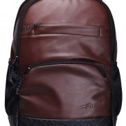 Amazon India : F Gear Luxur Brown 25 Liter Laptop Backpack