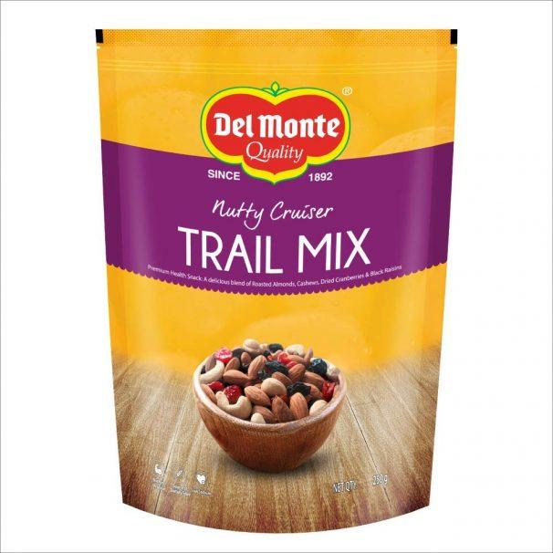 Amazon India : Del Monte Nutty Cruiser Trail Mix (250 g)