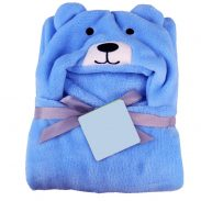 Amazon India : Cutieco Puppy Luxury Series Super Soft Baby Sleeping Bag for New Born Babies (Blue)