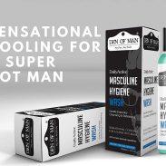 Amazon India : Den of Man DailyActive Masculine Hygiene Wash, 50g