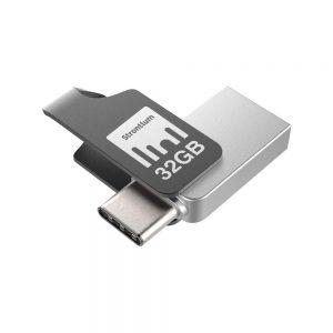 Amazon India : Strontium Nitro Plus 32GB Type-C USB 3.1 Flash Drive