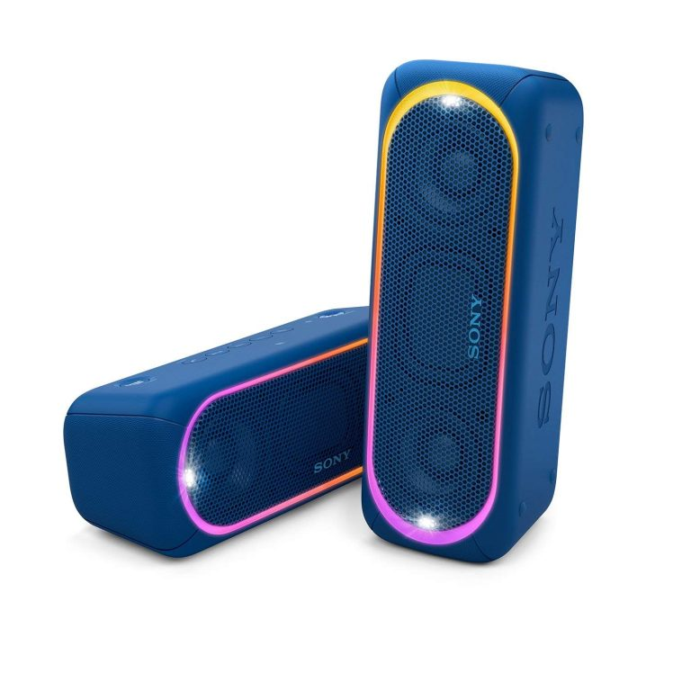 Amazon India : Sony Portable Bluetooth Speakers (Blue)