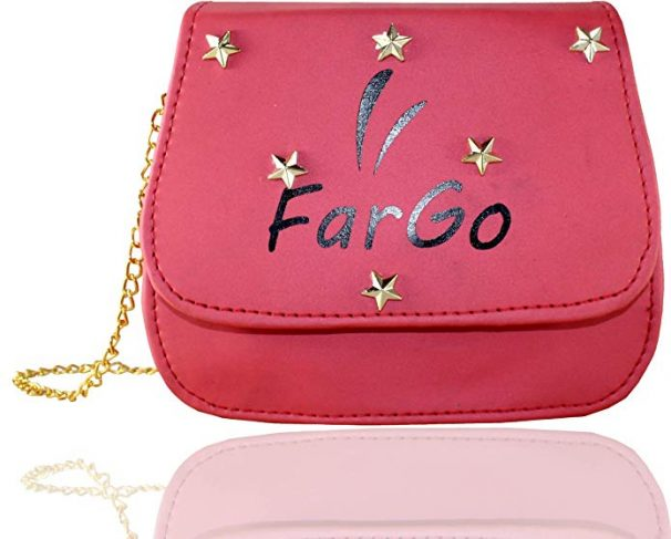Amazon India : Fargo Women's Leather Sling Bag
