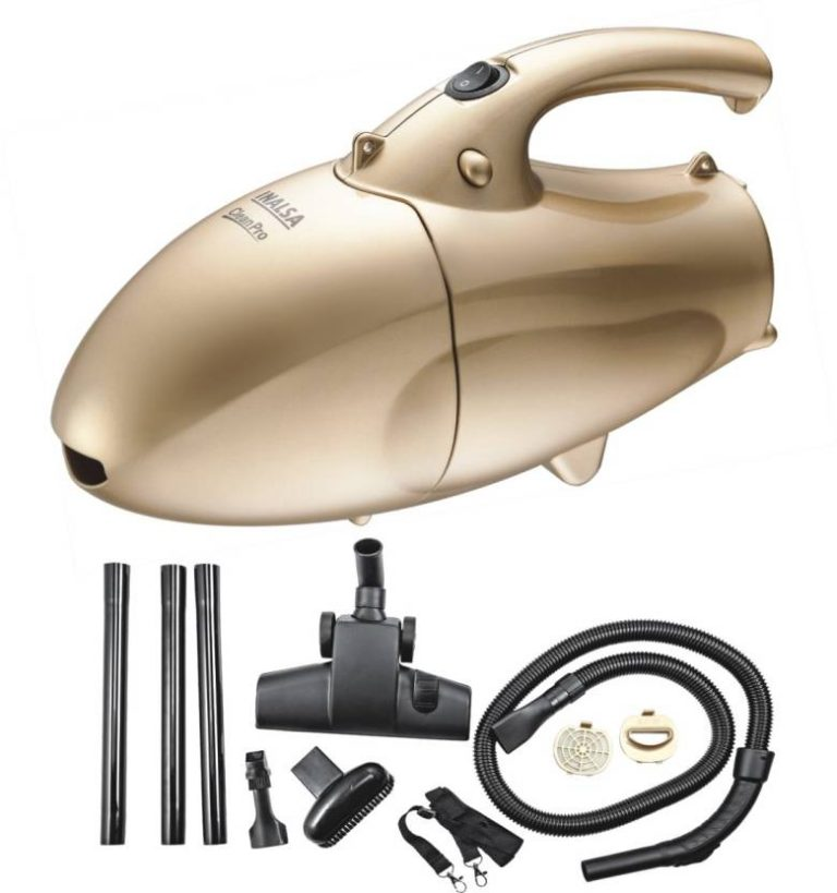 Flipkart : Inalsa Clean Pro 800W Hand-held Vacuum Cleaner  (Golden)