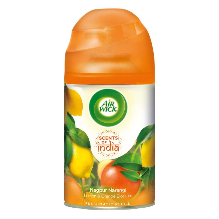 Amazon India : Airwick Freshmatic 'Scents of India' Air-freshner Refill, Nagpur Narangi - 250 ml