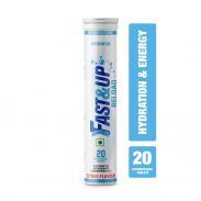 Amazon India : Fast&Up Reload Electrolyte Instant Hydration Sports Drink - 20 Tablets (Citrus)