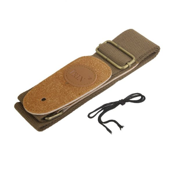 Amazon India : Generic Adjustable Guitar Strap for Folk/Acoustic/Electric Guitar ,Coffee