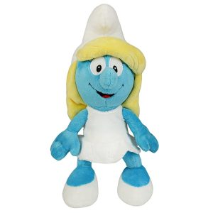 Amazon India : Simba 755225 Woman Smurf, Blue