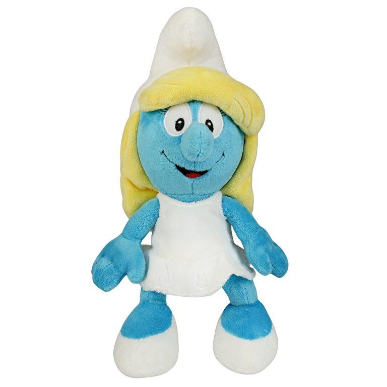 Amazon India : Simba 755225 Woman Smurf, Blue