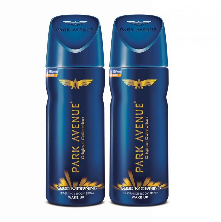 Amazon India : Park Avenue Men's Classic Deo Good Morning,100gm (Pack of 2)