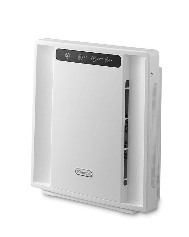 Amazon India : De'Longhi AC75 Air Purifier (Silver/White)