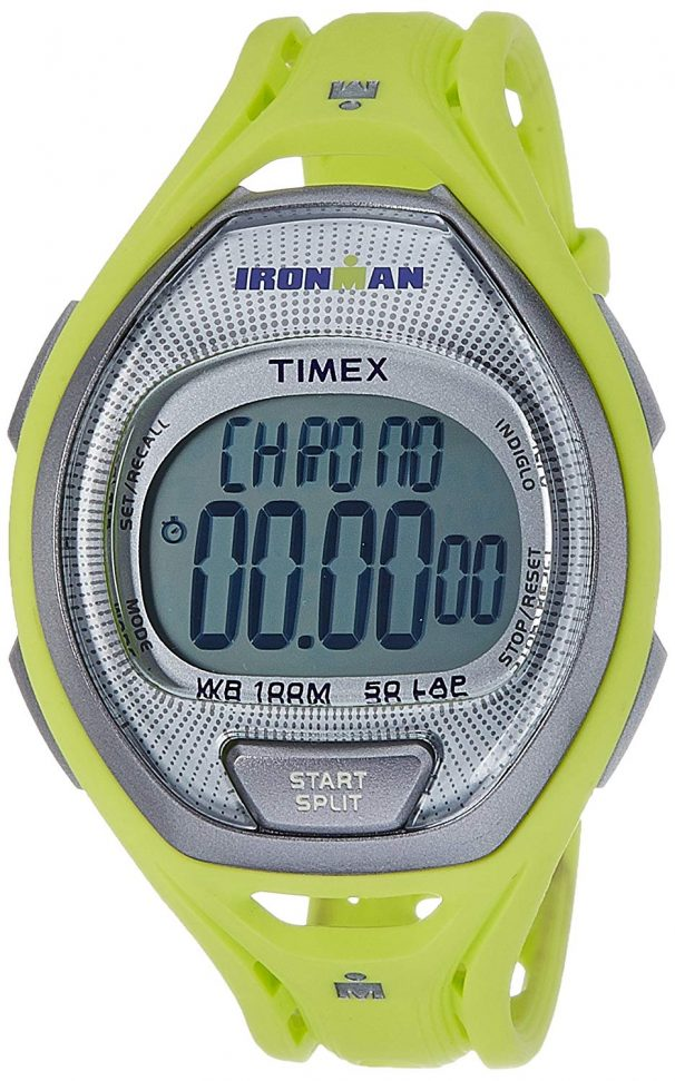 Amazon India : Timex Ironman Digital Silver Dial Unisex Watch