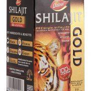 Amazon India : Dabur Shilajit Gold for Strength, Stamina and Power - 20 Capsules