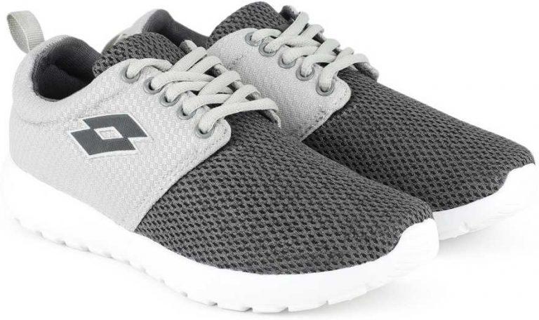 Flipkart : CARMELA Running Shoe For Men  (Grey)