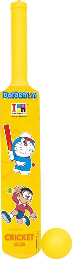 Flipkart : Doraemon my first bat & ball Cricket