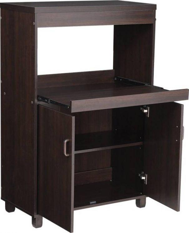 Flipkart : Woodness Trinity Engineered Wood Kitchen Cabinet  (Finish Color - Chocolate)#JustHere