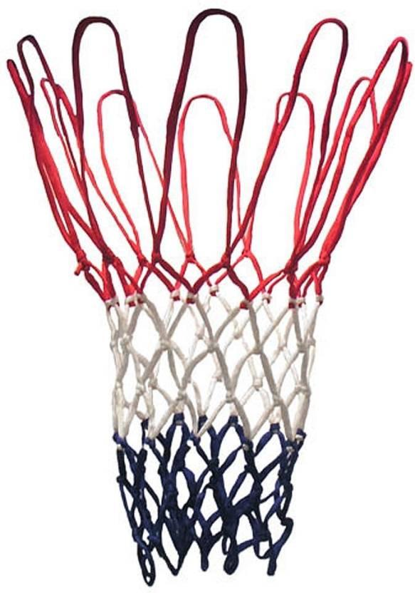 Flipkart : Solutions24x7 Multicolour Basketball Net (Multicolor)