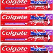 Flipkart : Colgate Maxfresh Spicy Fresh Red Gel Toothpaste  (150 g, Pack of 4)