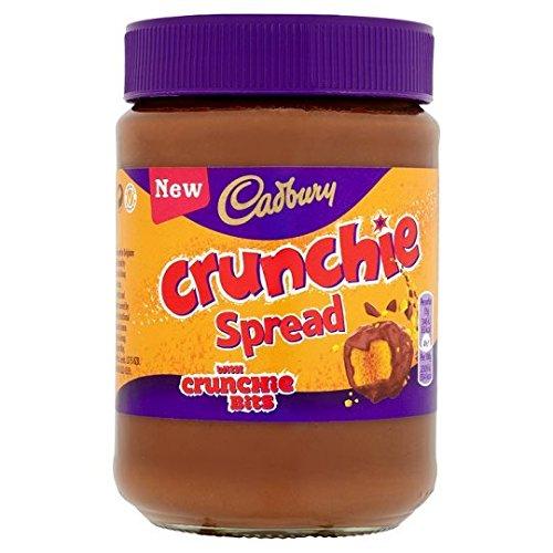Amazon India : Cadbury Chocolate Spread 400g (Crunchie Spread with Crunchie Bits)