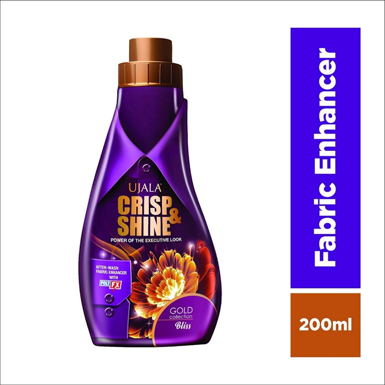 Amazon India : Ujala Crisp and Shine - 200 g (Gold Bliss)