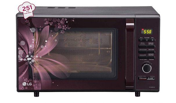 Amazon India : Upto 50% Off on Microwave