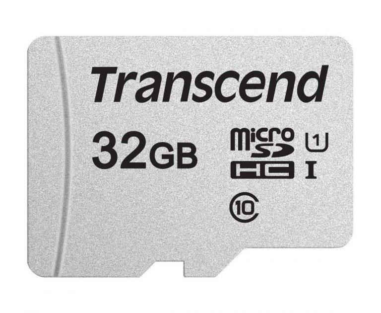 Amazon India : Transcend UHS-I U1 32 GB Micro Memory Card