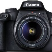 Flipkart : Canon EOS 3000D DSLR Camera Single Kit with 18-55 lens (16 GB Memory Card & Carry Case)  (Black)#JustHere