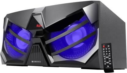 Flipkart : Zebronics Space Car 20 W Bluetooth Party Speaker  (Black, 2.1 Channel)