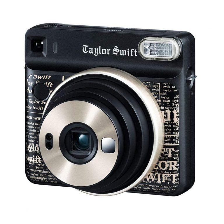 Amazon India : Fujifilm Instax Square SQ6 Taylor Swift Edition Instant Film Camera (Black)