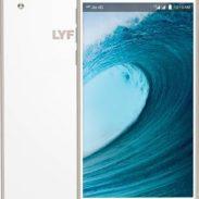 Flipkart : LYF Water 1 (White, 16 GB)  (2 GB RAM)