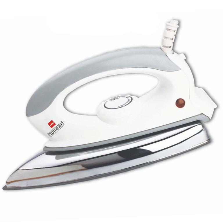 Amazon India : Cello Plug N Press 300 750-Watt Iron (White/Grey)