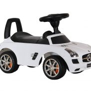 Amazon India : Toyhouse Benz Push Car, White