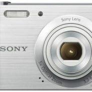 Flipkart : Sony CyberShot DSC-W800/SC IN5  (20.1 MP, 5 Optical Zoom, 13x Digital Zoom, Silver)
