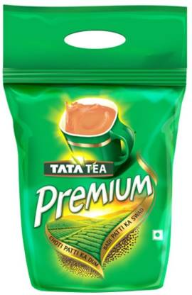 Flipkart : Tata Premium Leaf Tea Pouch  (1 kg)