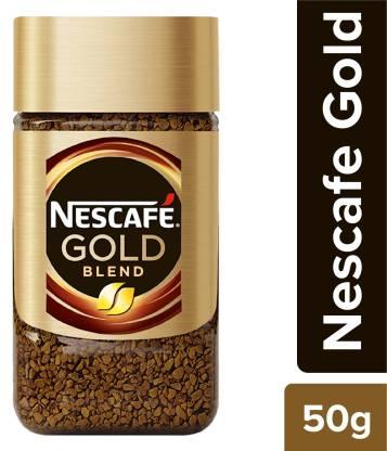 Flipkart : Nescafe Gold Instant Coffee (50 g)