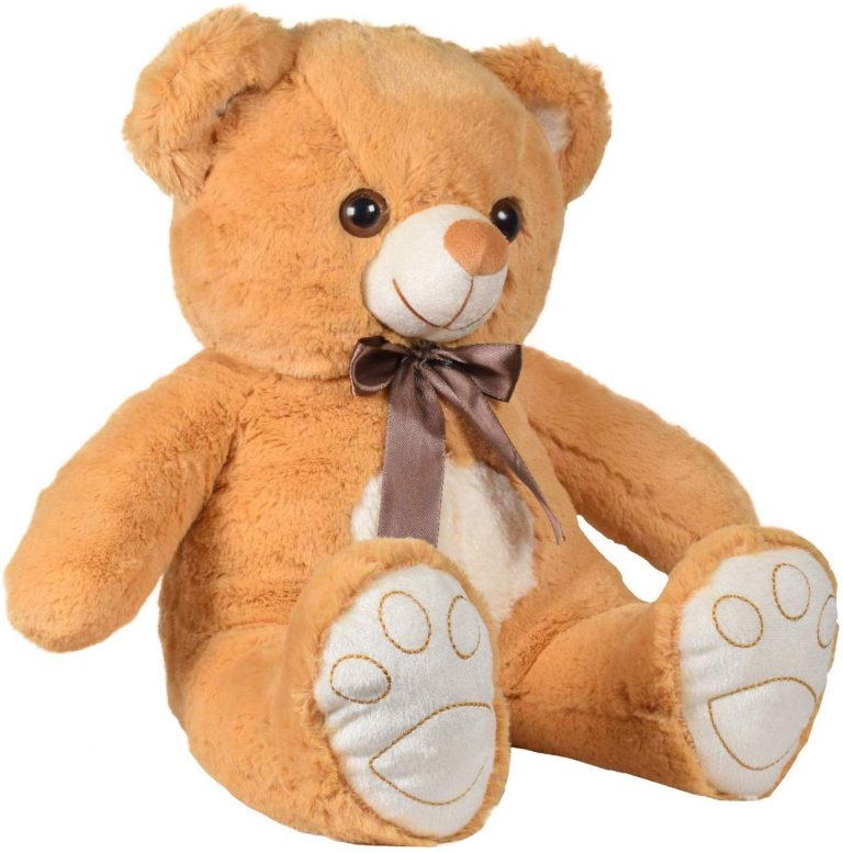 Amazon India : Ultra Soft Angel Teddy Bear, Multi Color (22-inch)