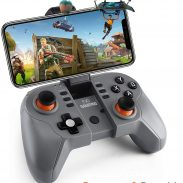 Amazon India : Amkette Evo Bluetooth Gamepad Go for Android Smartphones (Black-Grey)