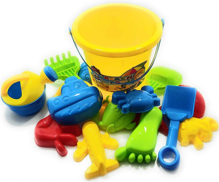 Amazon India : FunBlast Beach Castle Water Tools Toys Sand Game