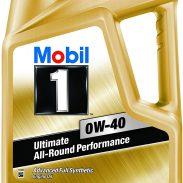 Amazon India : Mobil 1 0W-40 API SN Advanced Full Synthetic Engine Oil (4L)