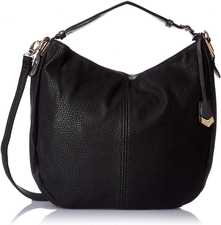 Amazon India : Gussaci Italy Women's Handbag (Black)