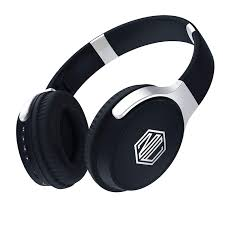 TataCliQ : Nu Republic Triphop Over The Ear Bluetooth Headphone With Mic (Black)