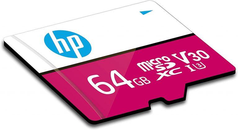 Amazon India : HP V30 TF Card 64GB