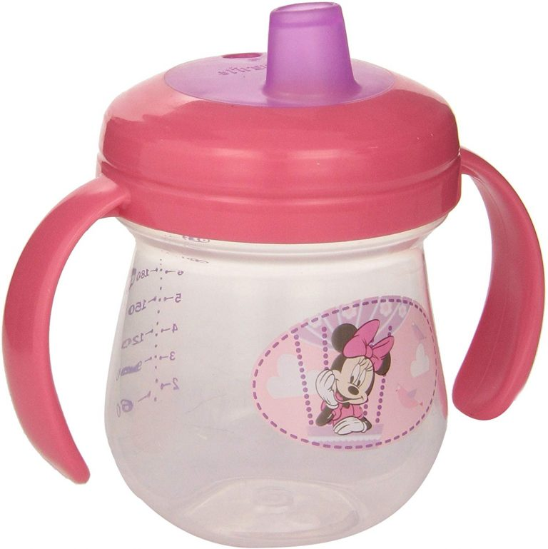 Amazon India : The First Years Minnie Soft Spout Trainer Cup, (Multicolor)